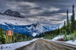 Scenic Mountain Views Royalty Free Stock Photo