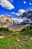 Scenic Mountain Views Kananaskis Country Alberta Canada Stock Photos