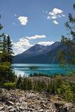 Scenic Mountain Views Kananaskis Country Alberta Canada Royalty Free Stock Photo