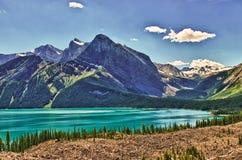 Free Scenic Mountain Views Kananaskis Country Alberta Canada Stock Image - 28919731