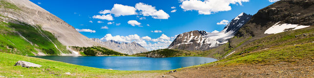Scenic Mountain Views Kananaskis Country Alberta Canada Royalty Free Stock Photo