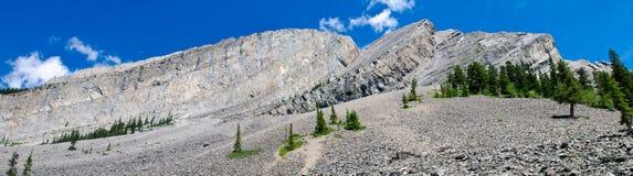 Free Scenic Mountain Views Kananaskis Country Alberta Canada Royalty Free Stock Image - 29043306