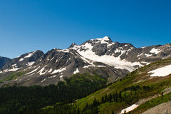 Scenic Mountain Views Kananaskis Country Alberta Canada Stock Photography