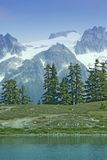 Scenic mountain wilderness Royalty Free Stock Photos