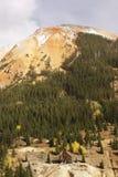 Scenic near Red Mountain pass, Colorado Stock Photography