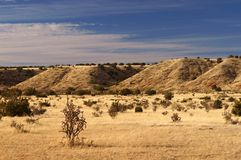 Scenic New Mexico Stock Image