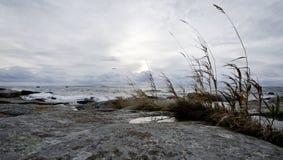 Scenic Nordic coastal landscape Royalty Free Stock Photography