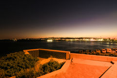 Scenic at north bondi beach Stock Images