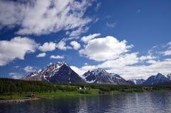 Scenic Norway stock photos