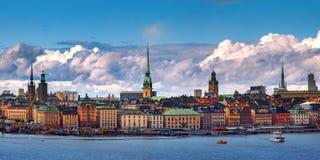 Gamla Stan in Stockholm, Sweden Stock Photos