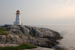 Scenic Peggy's Cove Royalty Free Stock Image