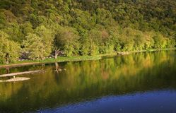 Scenic Pennsylvania Landscape Royalty Free Stock Images