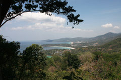 Scenic Phuket Viewpoint Thailand Stock Photography