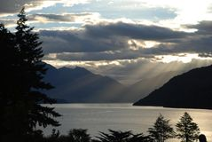Scenic Queenstown Royalty Free Stock Image