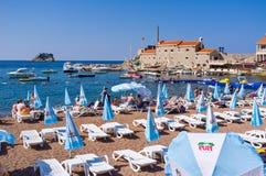 Scenic resort Royalty Free Stock Photography