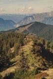 Scenic ridge Stock Photos