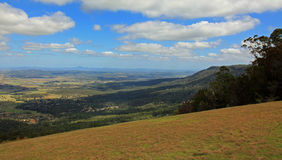 Scenic rim of Gold Coast Hinterland Royalty Free Stock Photos