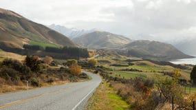 Scenic Road stock photography