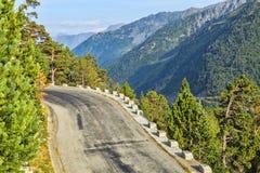 Scenic Road Royalty Free Stock Photo