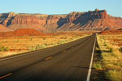 Scenic road UT 211 (1) Royalty Free Stock Photo