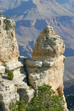 Scenic Rock Formations in Grand Canyon National Park Stock Images