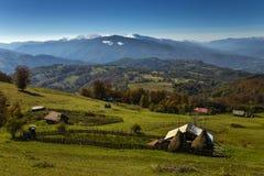 The Scenic Romania Stock Photo