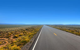 Scenic route 150 of Colorado Royalty Free Stock Image