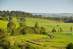 Scenic rural Australia Royalty Free Stock Photography