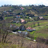 Scenic Rural landscape Stock Photo