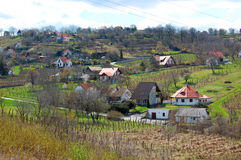 Scenic Rural landscape Stock Image