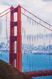Scenic San Francisco Bay Royalty Free Stock Images