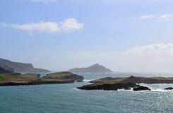 Scenic Seascape of Ireland`s Blasket Islands Royalty Free Stock Photography