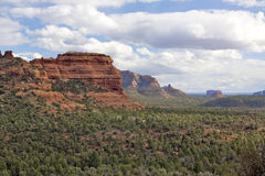 Scenic of Sedona Arizona Stock Images