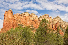 Scenic Sedona Landscape Royalty Free Stock Photography