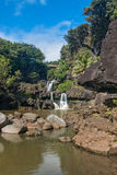 Scenic Seven Sacred Pools Maui Stock Images