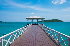 Scenic shrine, Kao Chang island, Thailand Royalty Free Stock Photos