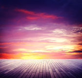 Scenic Skyscrape Clouds Beauty Outdoors Sunlight Concept Royalty Free Stock Photos