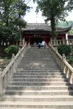 Scenic spot of langshan in Nantong, Jiangsu Province, China Stock Image