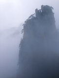Scenic spots in Mount Huangshan, Anhui Province, China Stock Photo