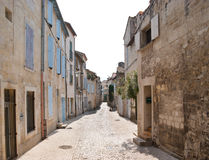 The scenic street Stock Photo