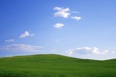 Scenic Summer Landcape Stock Photography