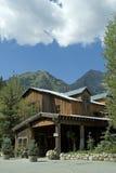 Sundance Lodge 2. Scenic Sundance lodge in Utah Stock Photo