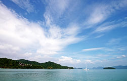 Scenic tropical Malaysia Stock Images
