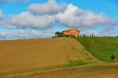 Scenic Tuscan view Stock Photo