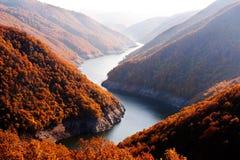 Scenic valley Stock Photo