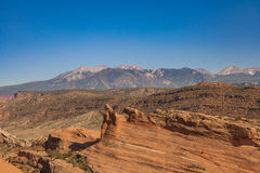 Scenic Valley of Fire Nevada Royalty Free Stock Images