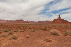 Scenic Valley of the Gods Royalty Free Stock Image
