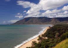 Scenic View. View form Rex Lookout - Queensland royalty free stock photography