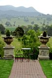 Scenic View. A scenic view at the Hunter Valley Stock Photography