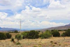 A Scenic View from Aldo Leopold Vista Stock Image